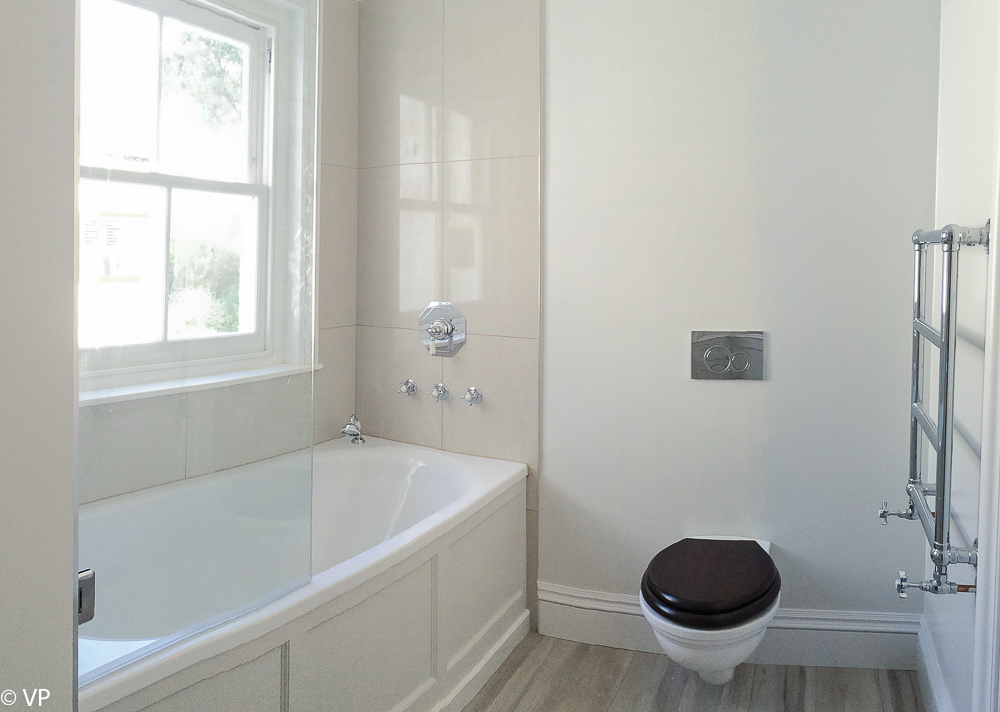 Bathroom extension
